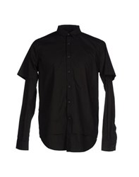 Stampd Shirts Shirts Men Black