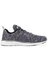 Athletic Propulsion Labs Techloom Pro Mesh Sneakers Gray