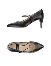 Ernesto Esposito Pumps Black