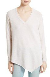 Joie Women's Shatoria Wool And Cashmere Asymmetrical Sweater