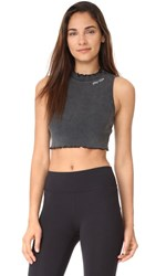 Free People Movement Courage Tank Black