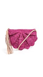 Mar Y Sol Zoe Crossbody Pink