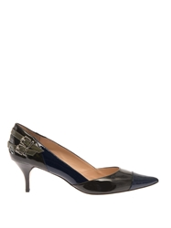 Lucy Choi London Westminster Patent Leather Pumps