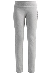 Dimensione Danza Tracksuit Bottoms Melange Light Grey