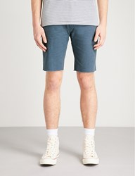 J Brand Eli Relaxed Fit Cotton Shorts Tilite