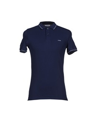 Iceberg Polo Shirts Slate Blue