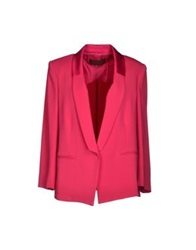Space Couture Blazers Fuchsia