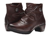 Romika Banja 02 Horse Pitone Women's Dress Boots Brown