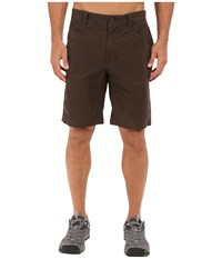 Royal Robbins Billy Goat Hiker Shorts Turkish Coffee Men's Shorts Brown