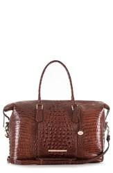 Brahmin 'Duxbury' Leather Travel Bag