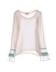 Heimstone Blouses Light Pink