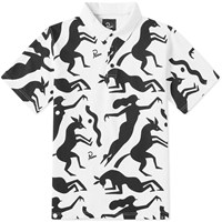 By Parra Workout Woman Horse Polo White