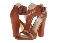Michael Antonio Knoll Cognac Women's Dress Sandals Tan