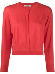 Dorothee Schumacher Cropped Fitted Cardigan 60