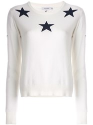 Guild Prime Star Jumper White