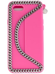 Stella Mccartney 'Falabella' Iphone 6 Case Pink And Purple