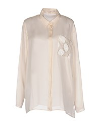 Merchant Archive Shirts Ivory