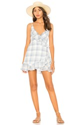 Beach Riot Hayden Dress Baby Blue