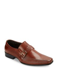Kenneth Cole Reaction Good Review Loafers Cognac