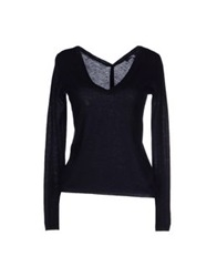 Tara Jarmon Sweaters Dark Blue