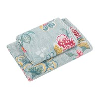 Pip Studio Berry Bird Towel Blue