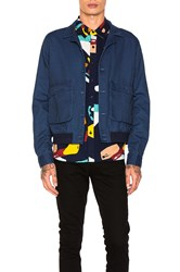 Native Youth Easington Shacket Blue