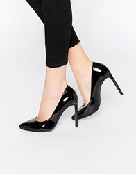 Ravel Court Shoes Black
