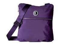 Baggallini Hanover Silver Grape Handbags Purple