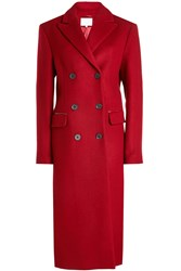 Lala Berlin Wool Coat Red