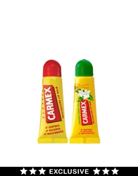 Carmex Asos Exclusive Jasmine Green Tea And Original Tube Duo Jasminegreenteaor
