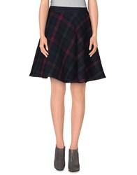 Sportmax Code Skirts Knee Length Skirts Women Black
