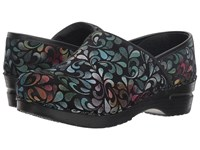 Sanita Professional Plume Multi Clog Shoes