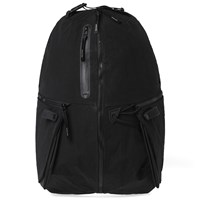 Master Piece Game Technical Nylon Backpack Black