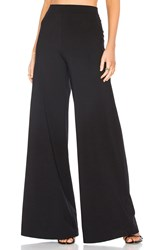 Gettingbacktosquareone The High Rise Palazzo Pant Black