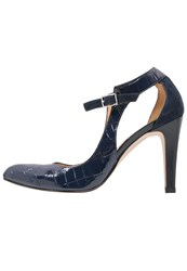 Kiomi High Heels Dark Blue