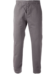 Band Of Outsiders Chino Trousers Grey