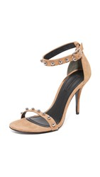 Alexander Wang Antonia Studded Sandals Clay