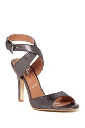 J. Renee Suzanna Too Ankle Strap Sandal Gray