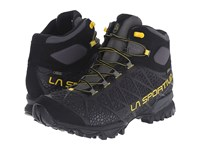 La Sportiva Core High Gtx Black Yellow Men's Shoes Gray