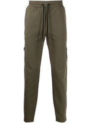 C.P. Company Cp Drawstring Waist Trousers Green