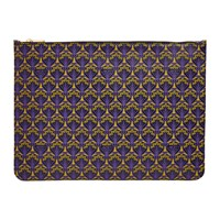 Liberty London Iphis Large Pouch Black