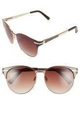 Women's Vince Camuto Round 56Mm Sunglasses