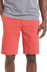 Hurley Men's 'Dry Out' Dri Fit Tm Chino Shorts University Red