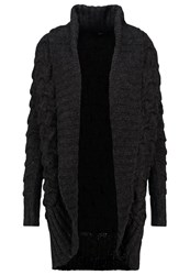 Only Onlweaves Cardigan Black