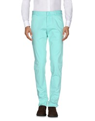 Frankie Morello Casual Pants Green