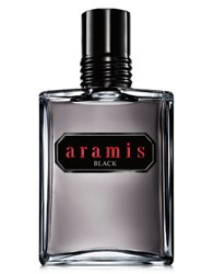 Aramis Black Eau De Toilette Spray 3.7 Oz. No Color