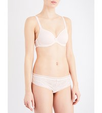 Triumph Beauty Full Darling Spacer Underwired Bra Orange Highlight