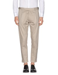 Messagerie Casual Pants Grey