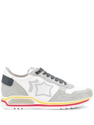 Atlantic Stars Pegasus Sneakers White