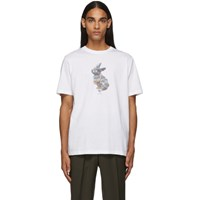 Paul Smith Ps By White Rabbit T Shirt